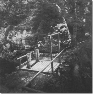 Obere Schleuse Krone 1900