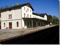 Sebnitzer Bahnhof