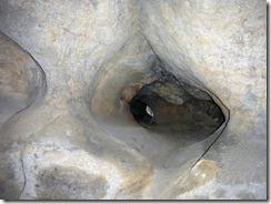 Sanduhren am Hohlen Stein