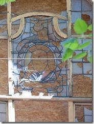 Zerstörte Mosaiken